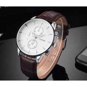 Relógio Masculino Luxo Barato Envio Relâmpago!