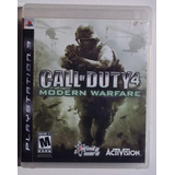 Pack Call Of Duty Modern Warfare 1 Y 2 Ps3 Play Magic