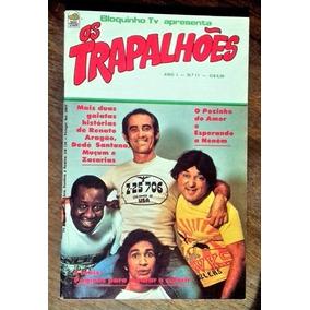 Os Trapalhões 11 (bloch-1977) -estado De Banca