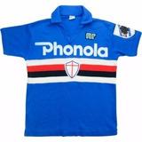 Camiseta Retro Sampdoria en Mercado Libre Argentina 03a03d2f769c7