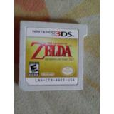 Zelda Ocarina Of Time 3ds Remato