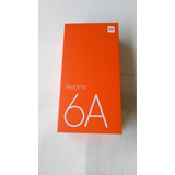 Xiaomi Redmi 6a 16gb 2gb Tela 5,45