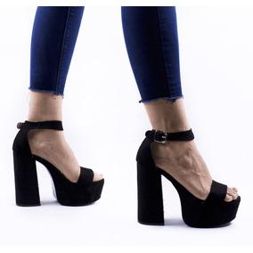 822b5302 Zapatos Mujer Fiesta - Sandalias y Ojotas de Mujer en Mercado Libre ...