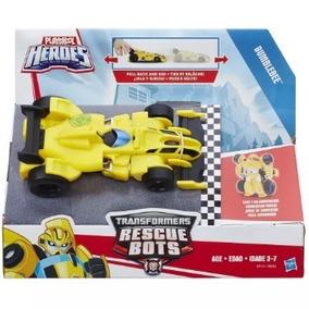 Transformers Bumblebee Rescue Bots Racers - Hasbro