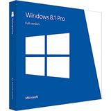 Licencia Windows 8.1 Professional Original