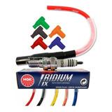 Kit Iridium + Ibooster Honda Cg/fan150 2004 Até 2016