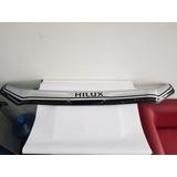 Deflector Bigote De Capot Toyota Hilux 2007-2011