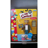 Simpsons Smithers Playmates