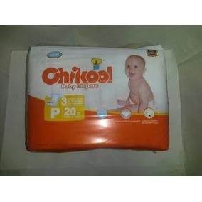 Pañal Chikool Talla P