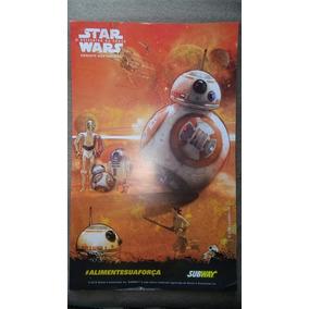 Poster Star Wars O Despertar Da Força (subway) 5 Poster A 20