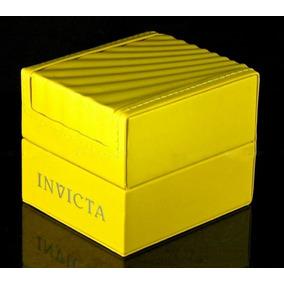 Caixa Invicta Nova Original.