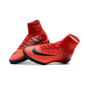 f536c9bab8 Chuteira Futsal Nike Mercurial Amarelo E Preto - Chuteiras no ...