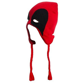 Gorro De Deadpool - Marvel - Super Heroe 847a1881c32