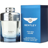 Perfume Importado Hombre Bentley Azure For Men 100 Ml Edt