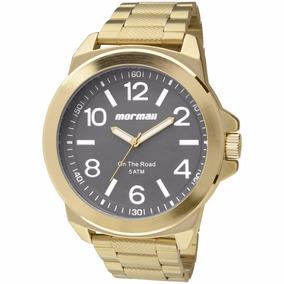 962f68bc47a Relogios Ostentacao Dourado Gigante - Relógios no Mercado Livre Brasil