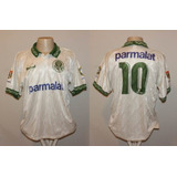 Camisa Palmeiras Rhumell Parmalat 1994 #10 - Gg
