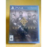 Juego Fisico The Order 1886 (nuevo-sellado) - Playstation 4