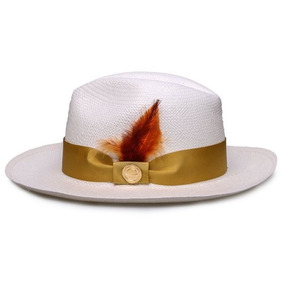 Chapeu Panama Praia Colorido - Chapéus no Mercado Livre Brasil 2589465f61f