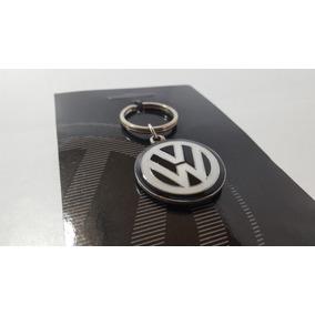 Chaveiro Logo Preto Volkswagen