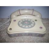 Telefone Gancho Antigo / Tecrado / Usado;;decoraçao