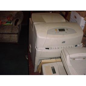 Impresora Hp Color Laserjet 5500 Hdn Usada Para Repuesto