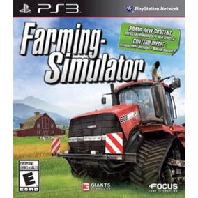 Farming Simulator - Ps3 Playstation 3