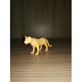 Animais Playmobil Puma Western