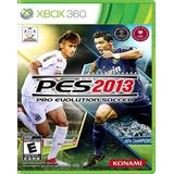 Pes 2013 Pro Evolution Soccer 2013 Xbox 360 Fisico Nuevo