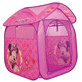Casinha Minnie Disney Casa Portatil Infantil