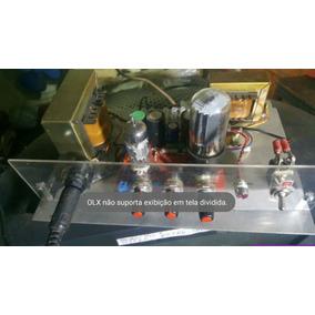 Amplificadores Valvulados Novos Sem Uso