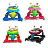 Andador Saltarin Centro De Actividades Bebe 4 En 1 Baby Kits