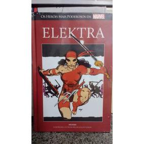 Hq Elektra (63) Coleção Os Heróis Mais Poderosos Da Marvel