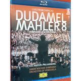 Mahler Sinfonía 8 De Los Mil En Blu Ray Dudamel