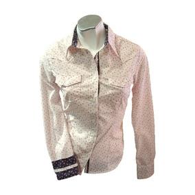 Blusa Para Dama Estampada