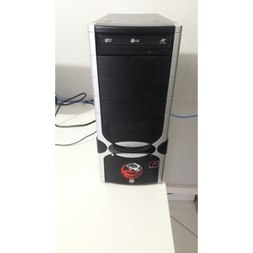 Cpu Gamer I7 8gb Ram, 4gb Video Geforce, Ssd 120bg Ac 750w
