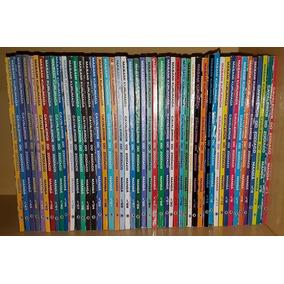 Coleção De Mangás Cavaleiros Do Zodíaco - Completo 1 Ao 48