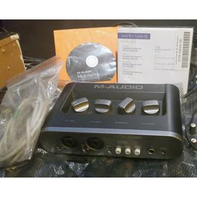 Interface! M-audio Mobile Pré /liga Normal +não Instala
