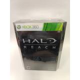 Halo Reach Xbox 360 Edicion Limitada Nueva Sellada Coleccion