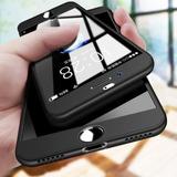 iPhone 6plus 6s Plus + Mica Funda Case 360 Protector