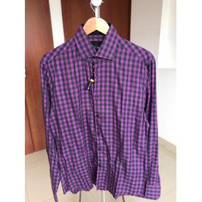 Camisas Italianas De Lujo Talla Medium