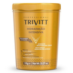 Mascara Hidratação Intensiva Trivitt Nº 03 1kg