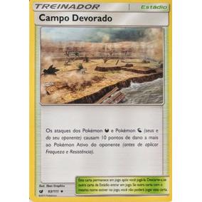 Campo Devorado 93/111 - Invasão Carmim - Incomum
