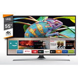 Tv Led 4k Ultra Hd Samsung 55 Un55mu6100 Smart Tv