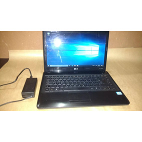 Notebook Lg S460 Core I3 4gb 250gb Windows 10 14