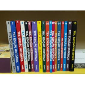 Tex Edição Histórica 1 Ao 105 (103 Unid.) Exclusas 80 E 94