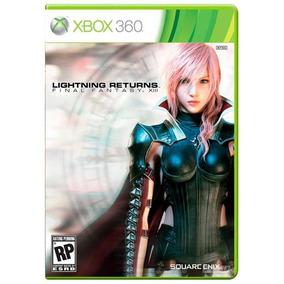 Final Fantasy Xiii Lightning Returns Fisica - Xbox 360 E One