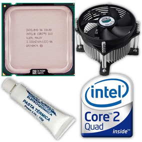 Processador Intel Core 2 Duo E8600 3.33ghz 6mb + Cooler 775