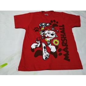 2676694c6 Camiseta Camisa Patrulha Canina Personagem Infantil