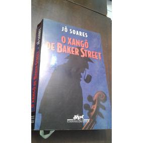 Livro O Xango De Baker Street Jo Soares