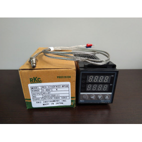 Pirometro Digital Salida Relay Control De Temperatura